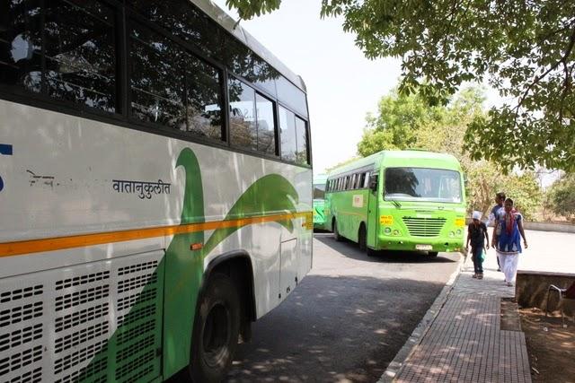 環境に優しいバス