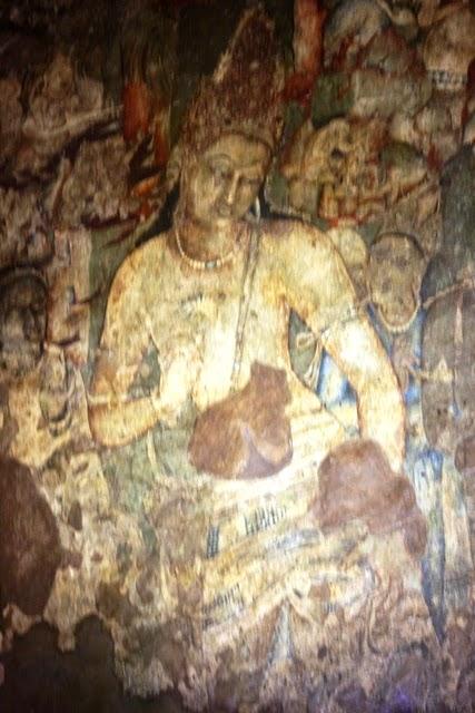日本の仏教美術の原点と言われる蓮華手菩薩