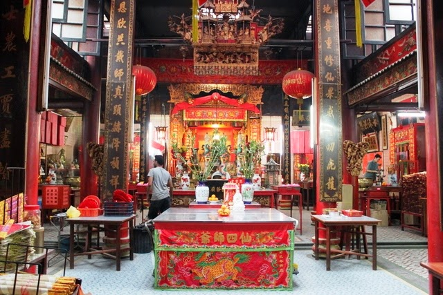 セーヤー寺院