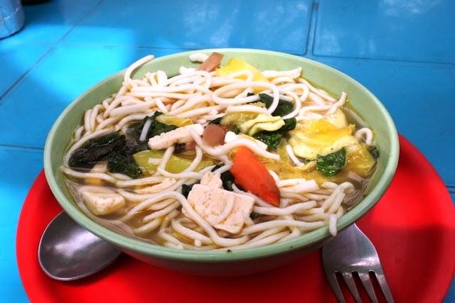 汁麺のトゥクパ
