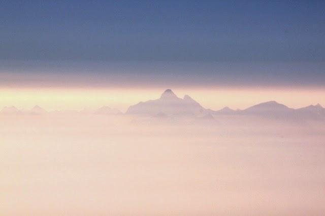 インドで2番目に高い山標高7,816メートルのナンダ・デヴィ