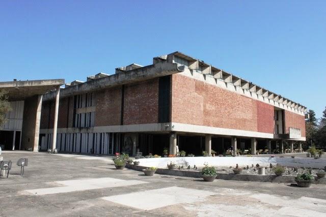 政府博物館外観