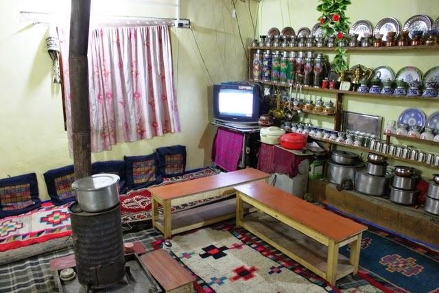 キッチン兼居間