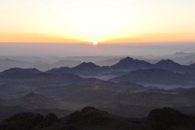 06:10頃:ついに日の出の時間