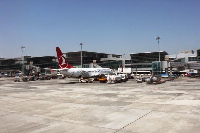 そして着きましたイスタンブール