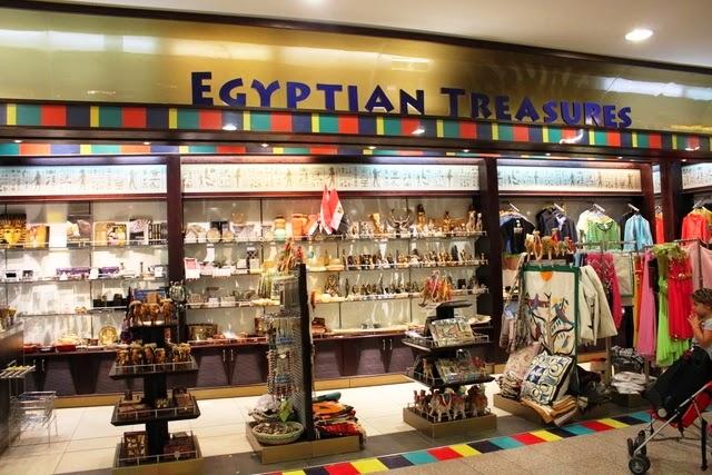 エジプトのお土産
