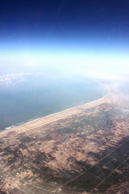 エジプトの地中海沿岸