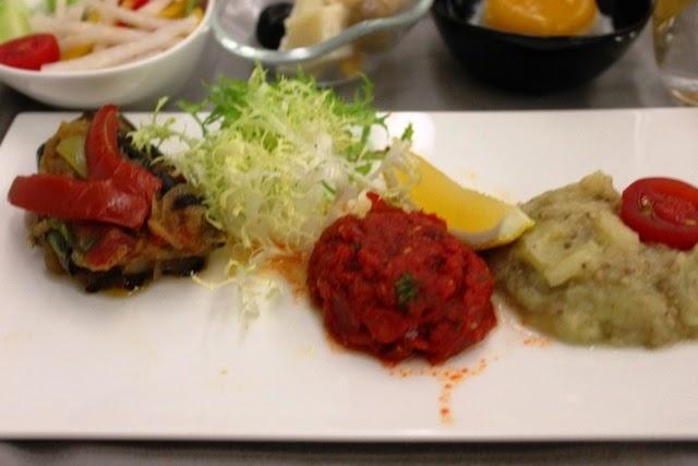 トルコ風前菜