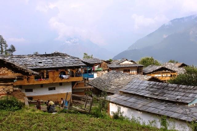 伝統的な建築スタイル