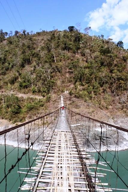 結構長い橋&高い