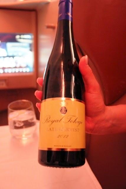 デザートワインはハンガリー製