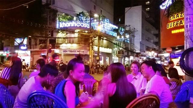 ベトナム 夜 娯楽
