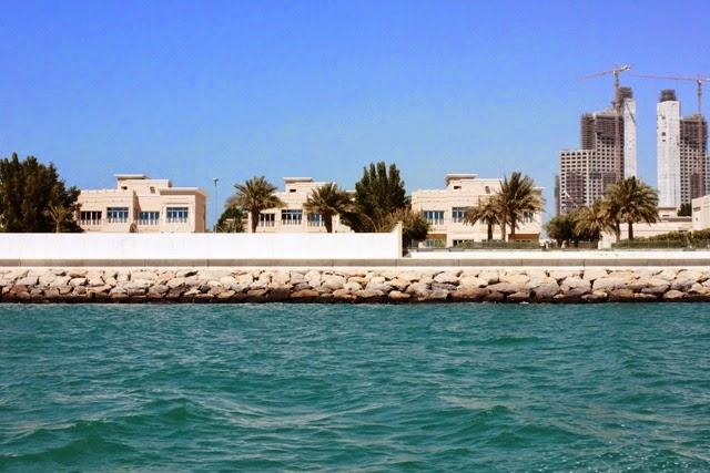 大使公邸が集まる住宅街