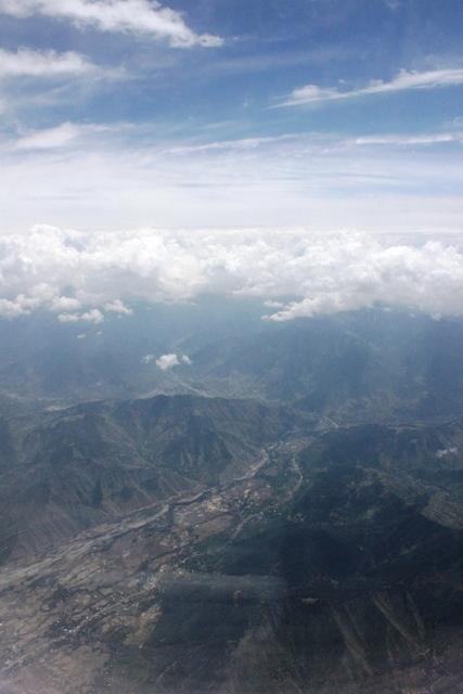カシミール谷です