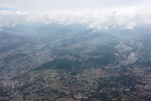 スリナガル近郊