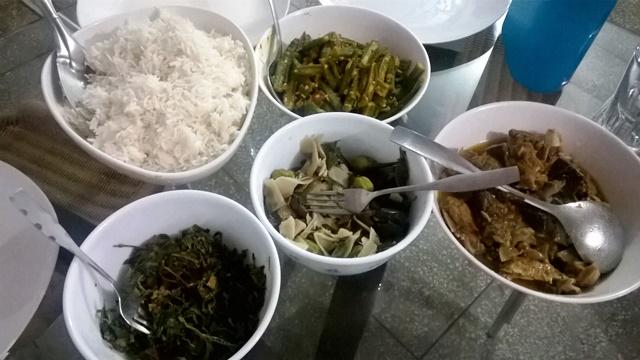 北東インド 料理