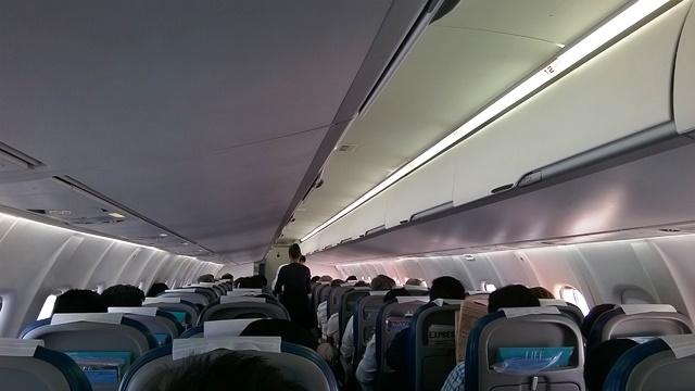ジェットエアウェイズ ATR