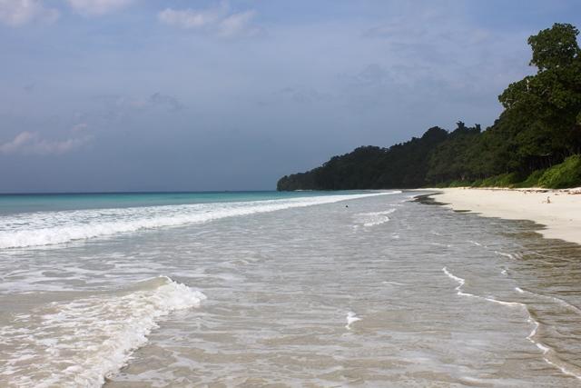 アジアナンバー1のビーチ