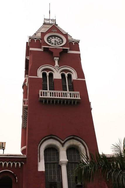 チェンナイ駅
