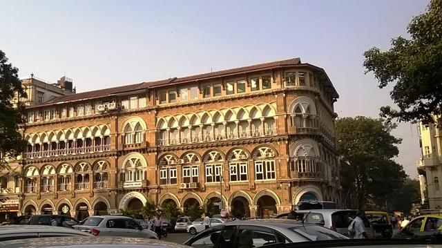 植民地時代の建物