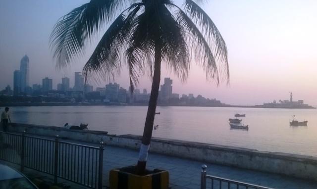 ムンバイ 景色