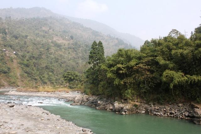 ランギット川