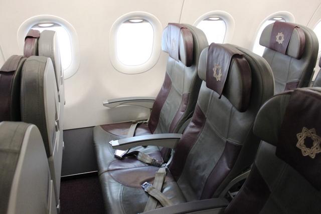 ヴィスタラ A320 エコノミー