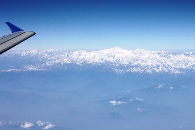 カンチェンジュンガ山