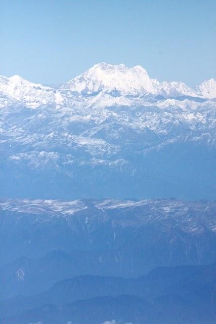 ブータン最高峰、ガンカル・プンスム