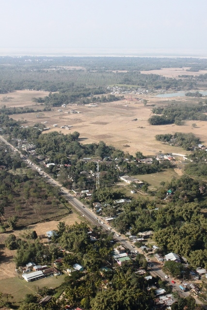 ディブルガルの道路