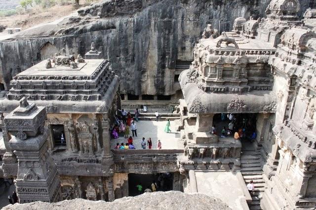 カイラサナータ寺院