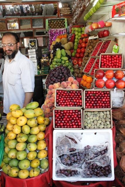 夏は果物の種類が豊か!