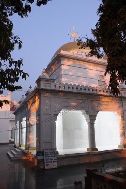マニプールのヒンドゥー寺院