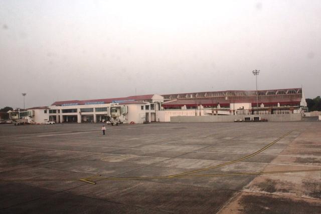 グワハティ空港