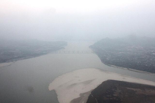 ブラーマプトラ川