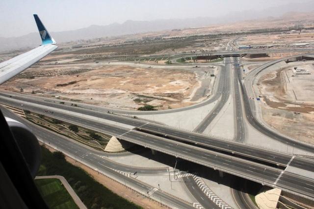 立派な高速道路