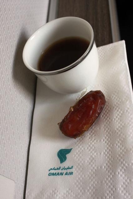 アラビアンコーヒーとデーツ