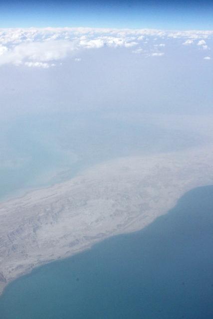 イラン上空