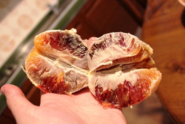 イタリアのオレンジ