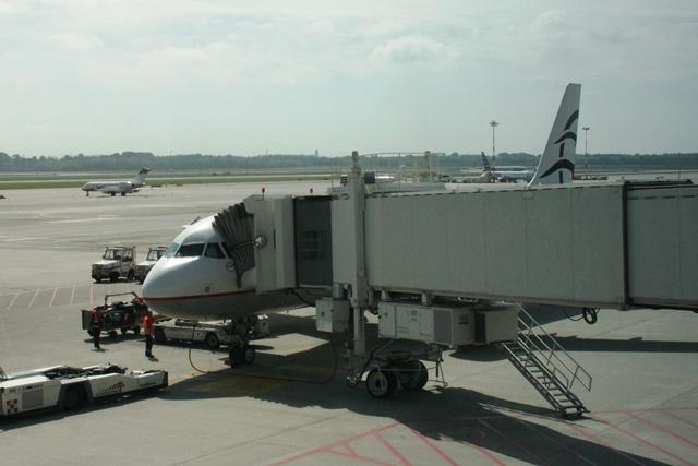エーゲ航空機体(A320-200)