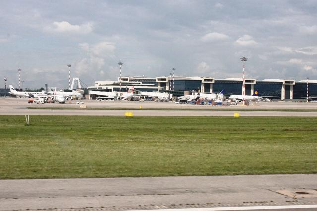 ミラノ・マルペンサ空港ターミナル