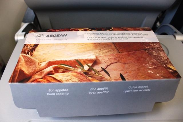機内食ボックス