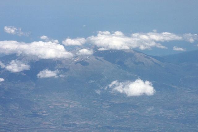 ギリシャの山