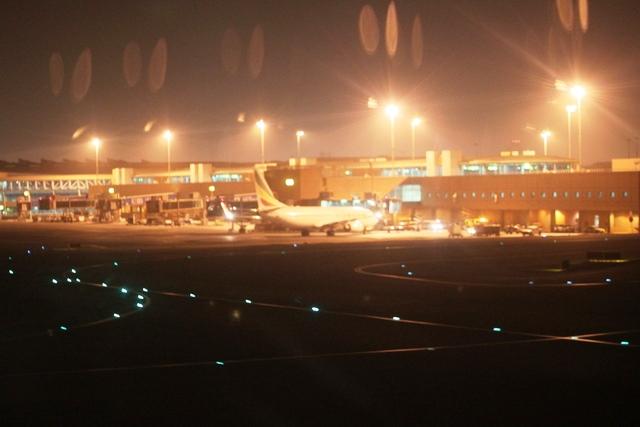 エチオピア航空機体