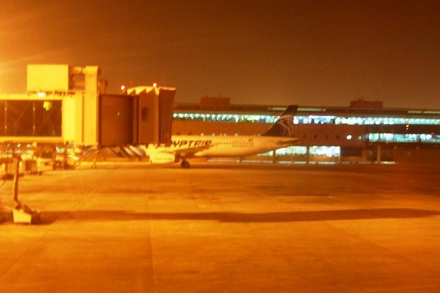 エジプト航空機体