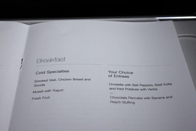 朝食オプション