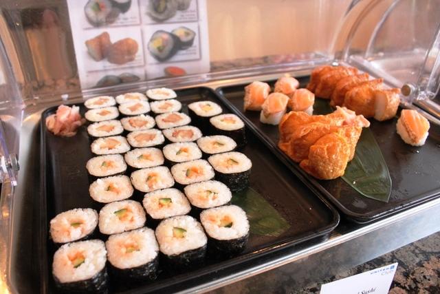 補充された寿司類