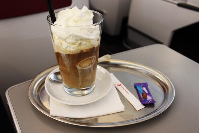ウィンナー・アイスコーヒー