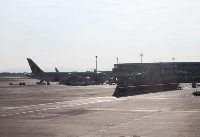 ウィーン国際空港ターミナル