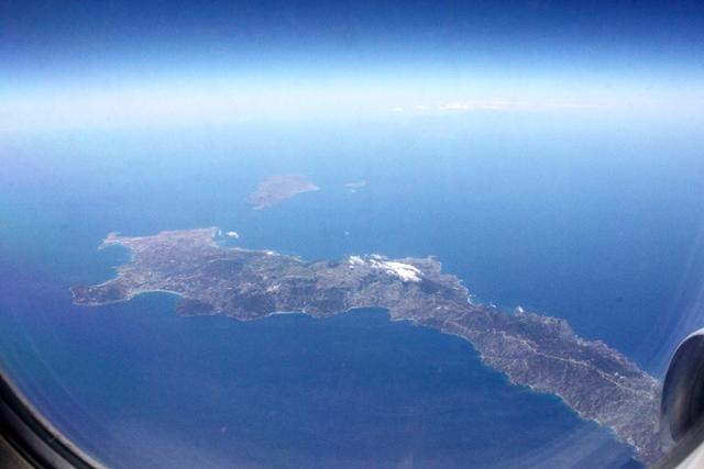 地中海の島